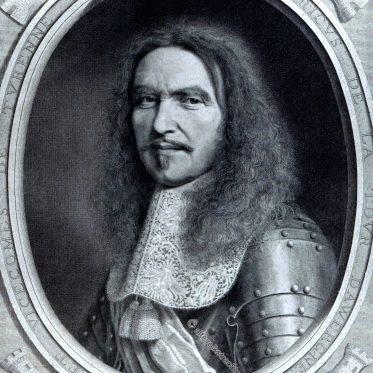 Turenne, französischer Generalfeldmarschall.