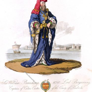 William Beauchamp, 1. Baron von Bergavenny