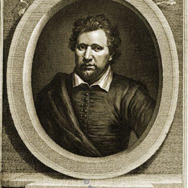Benjamin Jonson englischer Dramatiker und Dichter.