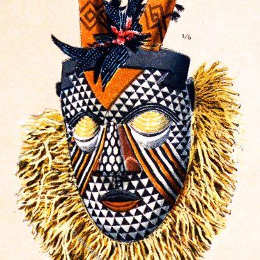 Masken aus aller Welt