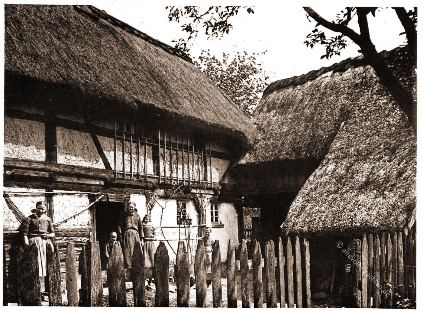 Ralbitz, Bauernhof, Sorben, Sachsen, Wenden