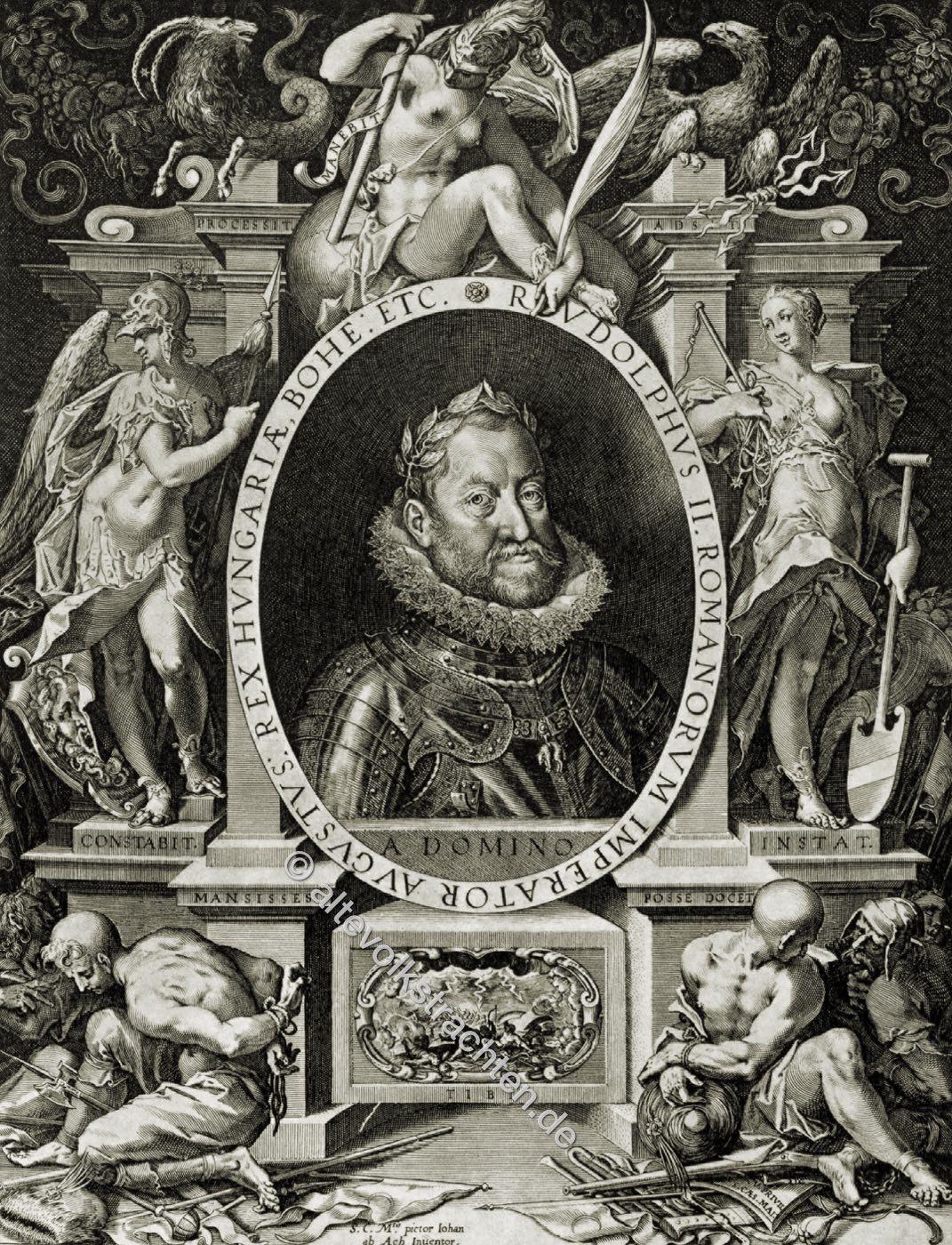 Rudolf II, Kaiser, Deutschland, Barock, dreissigjähriger Krieg, Kostüm, Mode