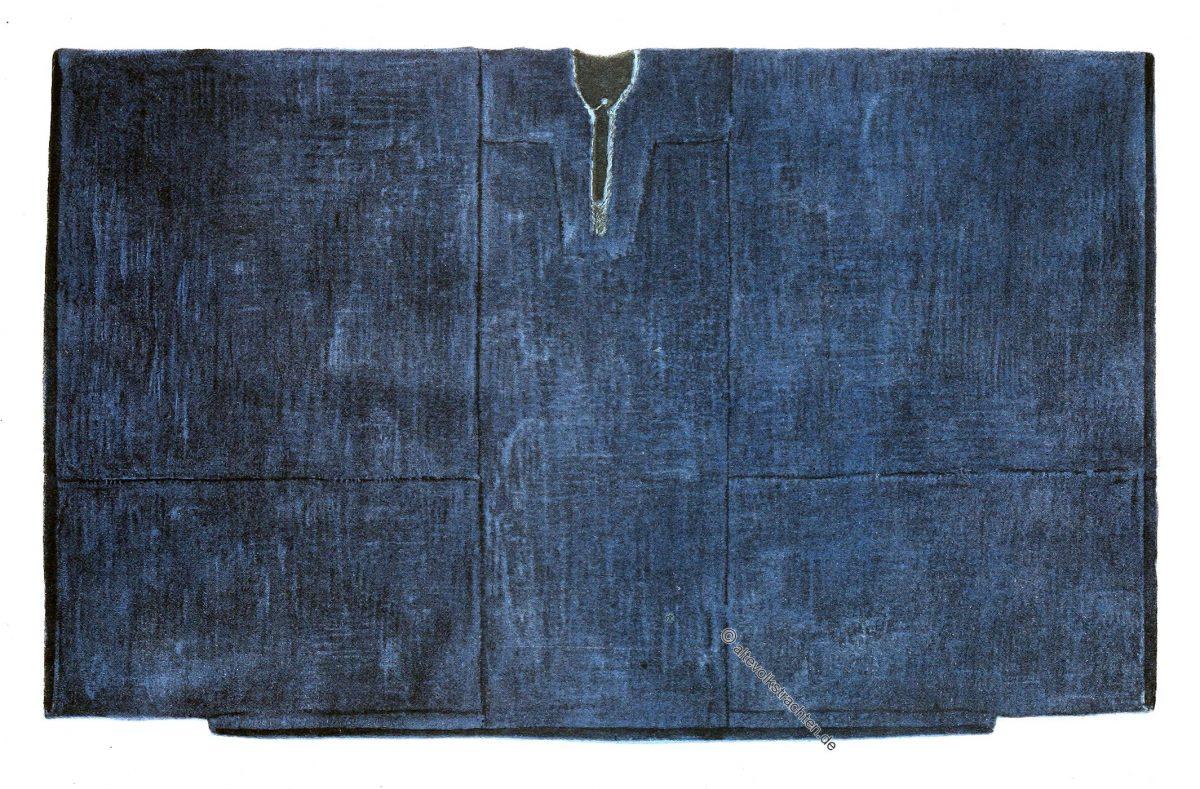 Ägypten, Tob, Sebleh, Kleidung,  Max Tilke, Kostüme, Oriental