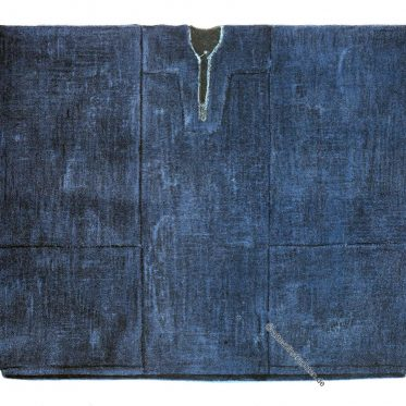 Sebleh oder Tob. Kleidung aus Ägypten.