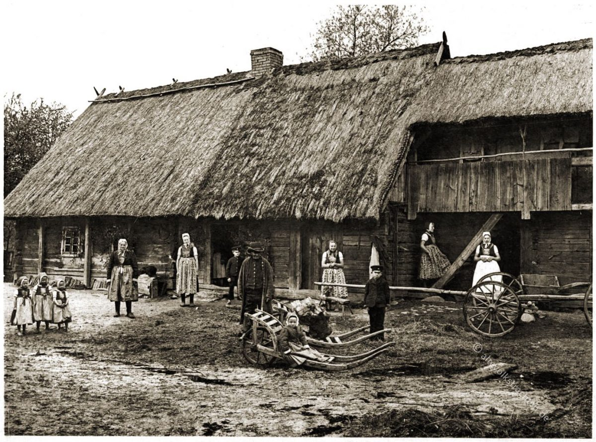 Trebendorf, Bauerngut, Sorben, Bauernhaus, Sachsen, Görlitz