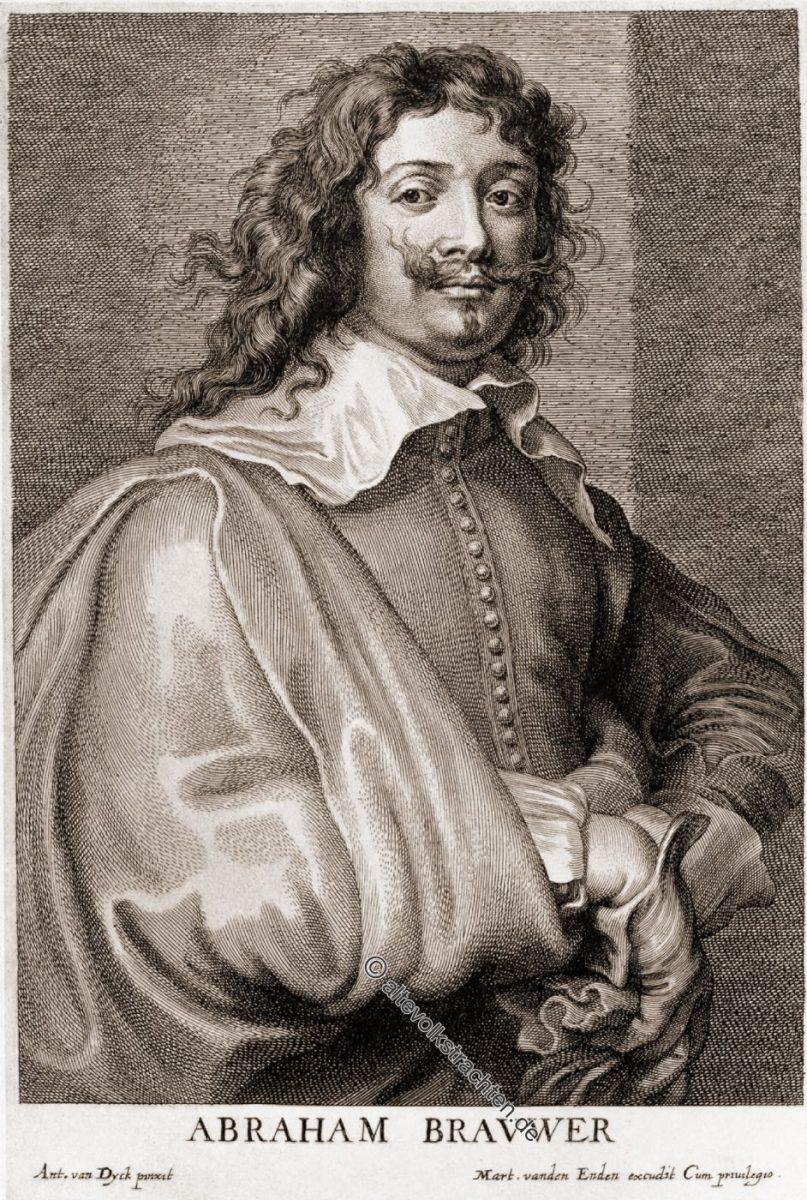 Adriaen Brouwer, Künstler, Maler, Barock, Niederlande, Flämisch
