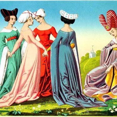 Edle Damen. Auszüge aus den berühmten Frauen von Boccaccio.
