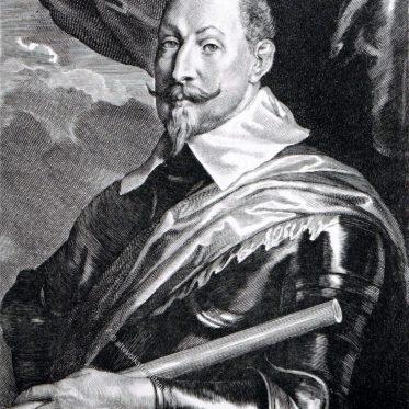 Gustav II. Adolf, König von Schweden.