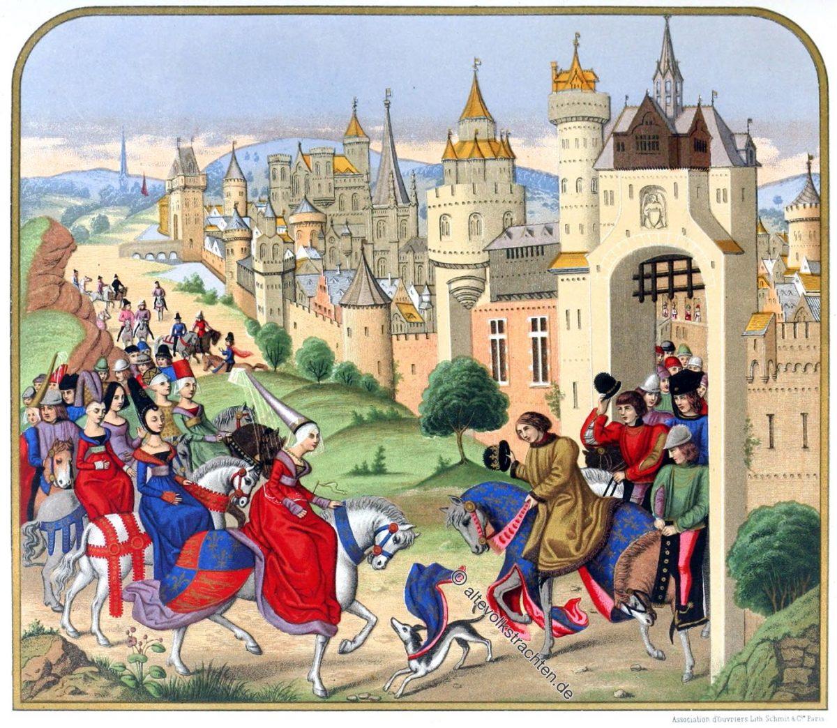 Isabeau de Bavière, Isabelle, Bayern, Mittelalter, Königin,