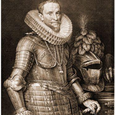 Ambrosio Marquis von Spinola, spanischer Feldherr.