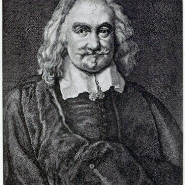 Thomas Hobbes, englischer Philosoph