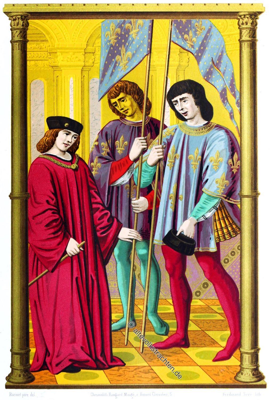 Dauphine, France, Karl VII, König, Mittelalter