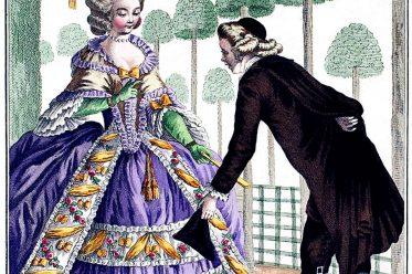 Robes, Kleid, Rokoko, Marie Antoinette, Kostüm, Reifrock,