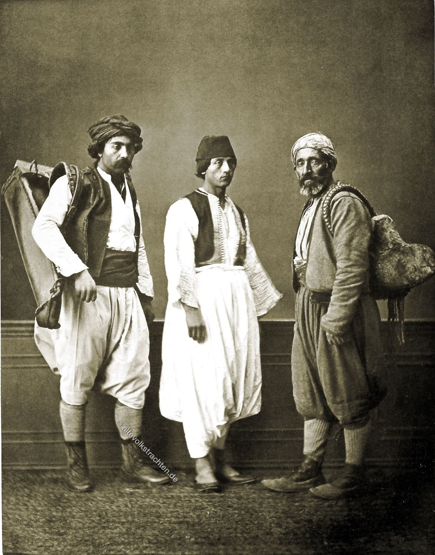 Hammal, Caikdji, Sakka, Türkei, Trachten, Kostüme, Muslime,