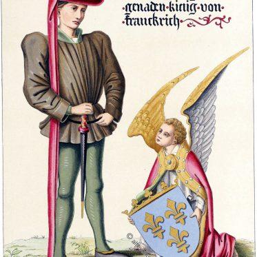 Karl VII. König von Frankreich 1403-1461