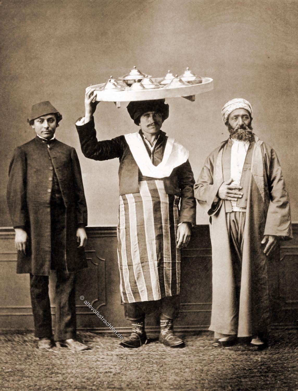 Aïwas, Bourgeois, Konstantinopel, Istanbulo, Kostüm, Trachten, Constantinople, Osman Hamdi Bey