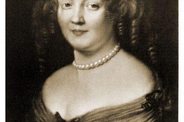 Marie Marquise de Sévigné, Autorin, Barock, Frankreich