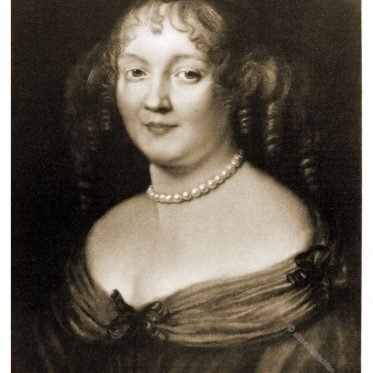 Marie Marquise de Sévigné, französische Briefeschreiberin im 17. Jh.