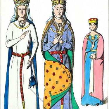 Berengere von Navarra, Isabella von Angoulême, Gräfin von Gleichen.