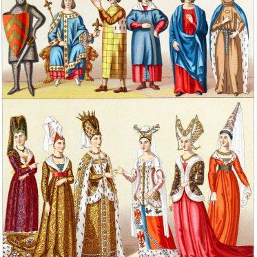 Historische Personen des 15. Jh. in Frankreich