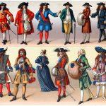 Militärische Ritterorden im 17. & 18. Jahrhundert.