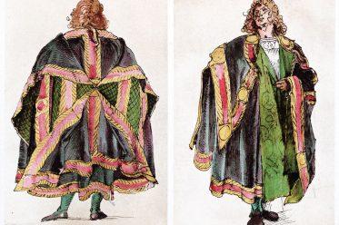 Hoftrachten, Albecht Dürer, Renaissance, Kostüme,