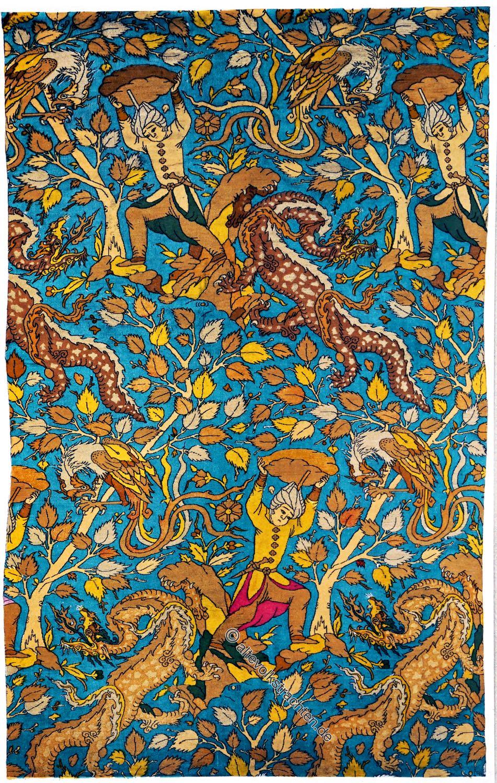 Textildesign, Persien, Iran, Mittelalter, Brokat, Textildesign