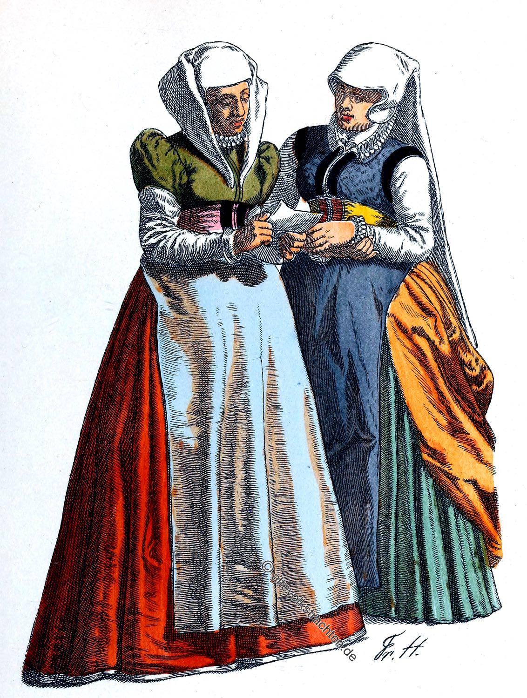 Trachten, Bekleidung, Münster, Aachen, Nordrhein-Westfalen