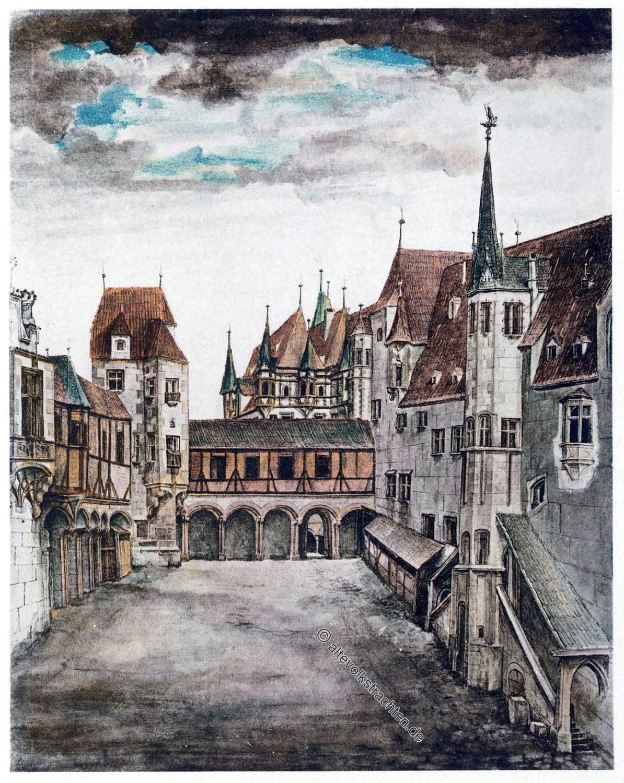 Albrecht Dürer, Innsbruck