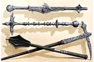 Streithämmer, Meyrick Collection, Waffen, Rüstung,