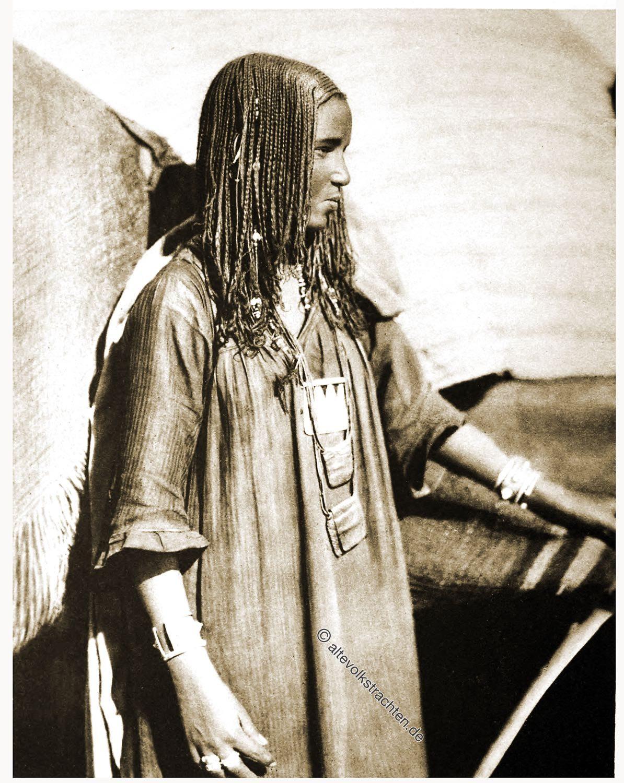 Bisharee, Bischari, Äthiopien, Nomaden, Nubien