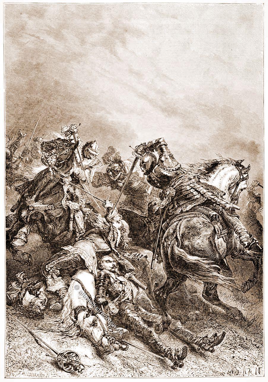 Gustavus, Adolphus, König, Schweden, dreissigjähriger Krieg,