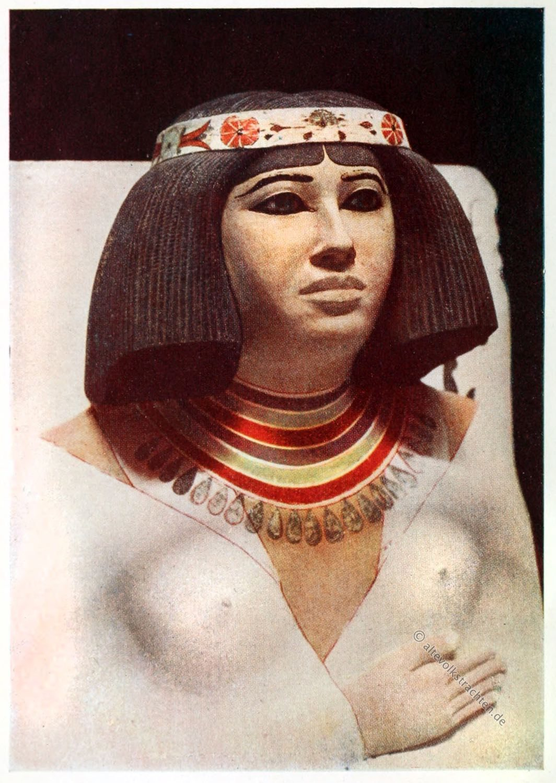 Ägypten, Prinzessin, Nefertiabet, Antike, Skulptur