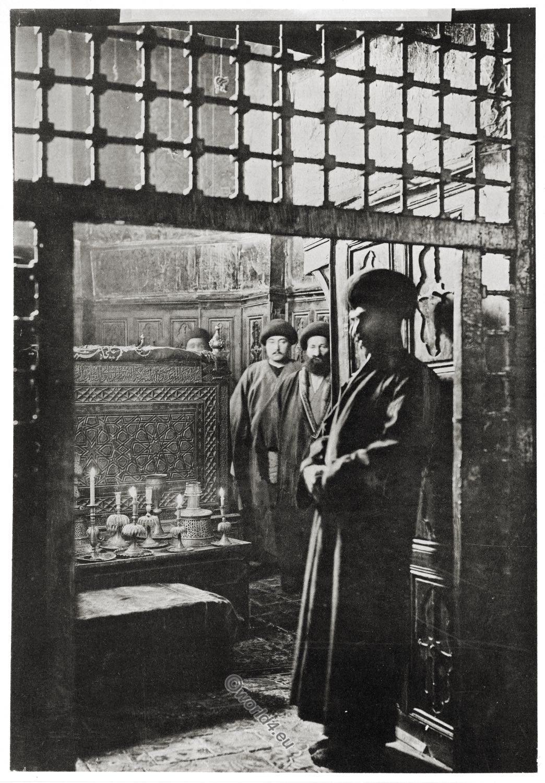 Moschee, Mausoleum, Ardabil, Scheich, Safi ad-Din, Baukunst, Persien, Iran,