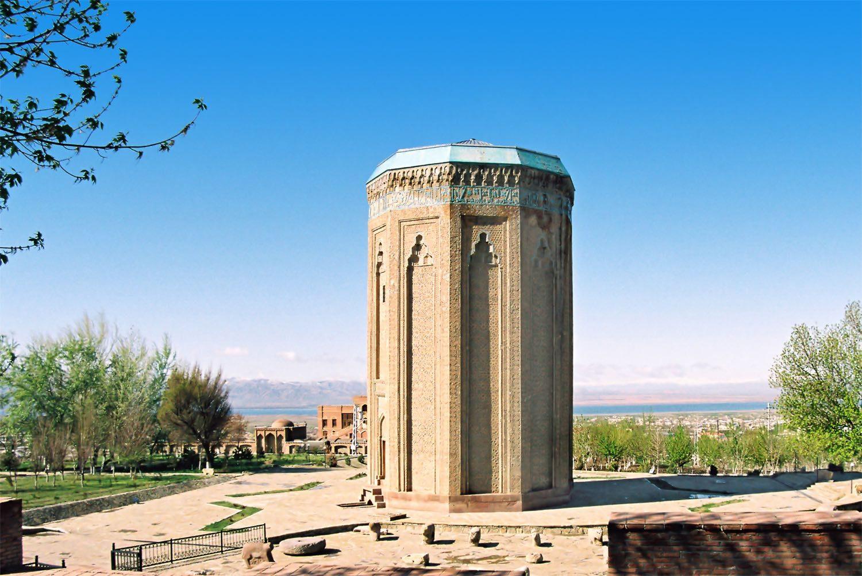 Aserbaidschan, Momine Hatun, Mausoleum, Weltkulturerbe, Nakhichevan
