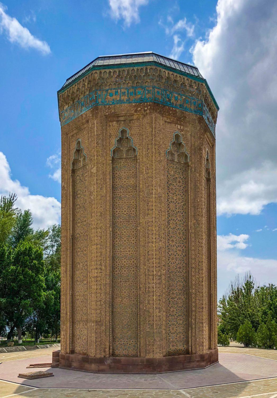 Nakhichevan, Momine Hatun, Mausoleum,
