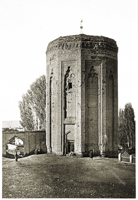 Möminə Xatun türbəsi, Mumine, Chatun, Aserbaidschan, Nachitschewan, Mausoleum,