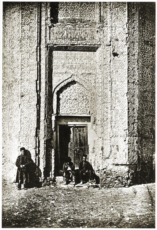 Aserbaidschan, Nachitschewan, Mausoleum, Mumine, Chatun