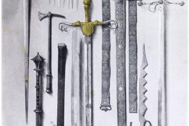 Waffensammlung, Geweihtes Schwert, Papst, Julius II,