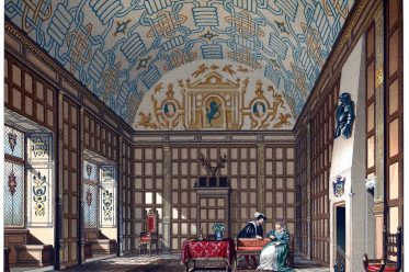 Boughton-Malherbe, Hall, Elisabethanische, Architektur, Tudor, Renaissance, England,