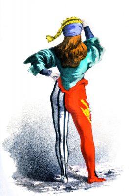 Compagnia, della, calza, Renaissance, Venedig, Italien, Organisation, Kostüme