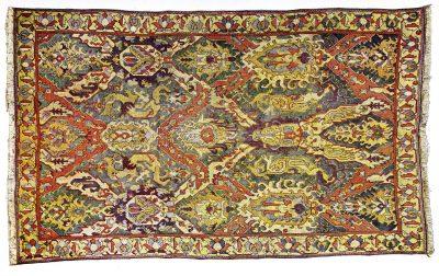 Drachenteppich, Orientteppich, Antiquität, Armenien, Südkaukasus