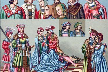 Renaissance, Kostüm, Bekleidung, Kostümgeschichte, Mode