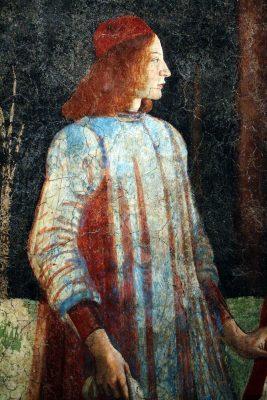 Lorenzo Tornabuoni, Sandro Botticelli, Renaissance, Italien
