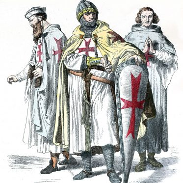 Ritter des Templer Ordens oder der Salomonische Tempelorden.
