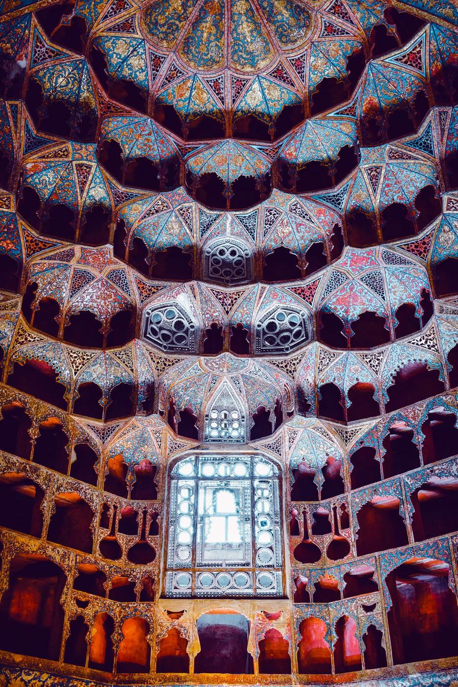 Iran, Museum, Sheikh Safieddin Shrine