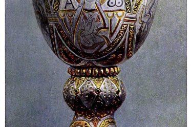 Tassilokelch, Mittelalter, Goldschmiede, Kunst,