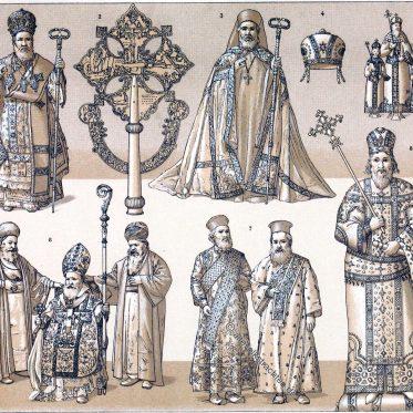 Byzanz und Abessinien. Kaiser, Patriarchen, Maroniten.