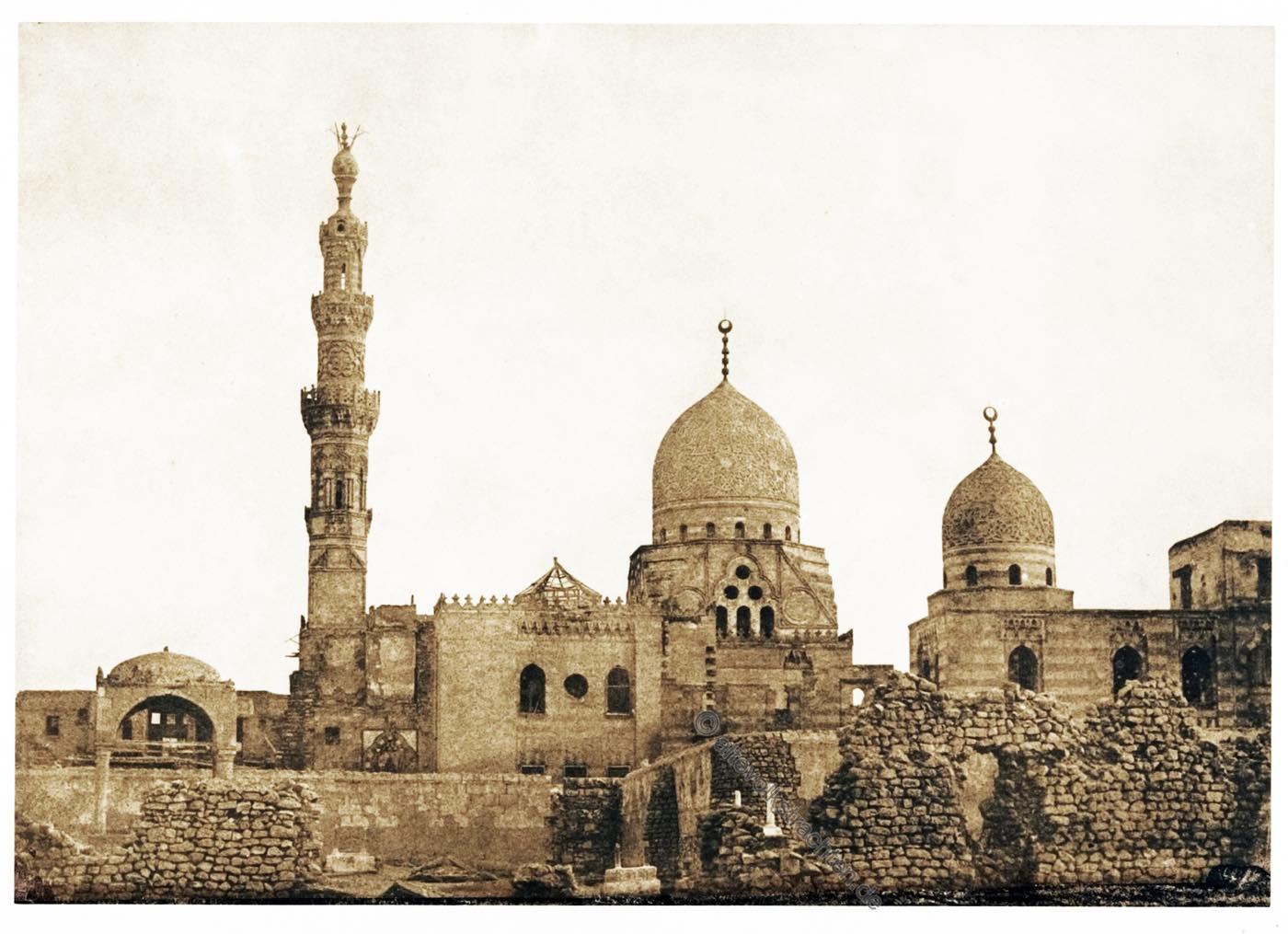 Sultan, Kait-Bay, Mamluken, Ägypten, Kairo, Grabmoschee, Grabmal,