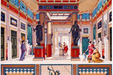 Pompeji, Pansa, Architektur, rom, römisch, Antike,